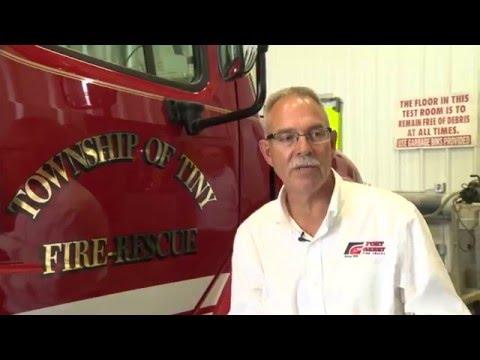 Global News: Fort Garry Fire Trucks