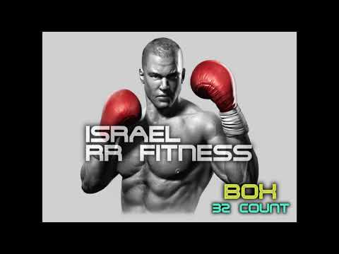 israel rr fitness cardioboxing/step/running/workout music