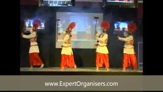 Expert Organisers - Best Punjabi & Western Dance Group in Chandigarh, Mohali, Panchkula.