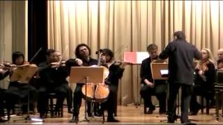 Patrick Botti - Camerata Athens - Renato Ripo, Vivaldi Cello Concerto in E minor