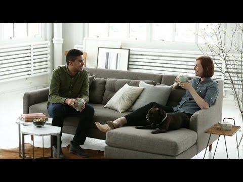 Mid-Century Sofa Design With Modern Comfort   west elm
