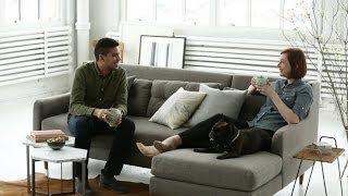 Mid-century Sofa Design With Modern Comfort | West Elm