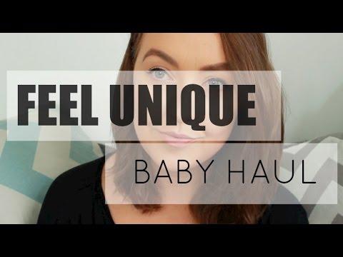 Baby Haul with Belles Boutique | feelunique.com