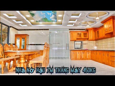 157$ Nhà Bán Tân Bình. 4,25mx25m 4,5 Lầu Thang Máy 450 Kg Full Công Năng Gara Xe MT Kinh Doanh NH 7m