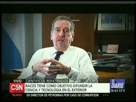 C5N - SOCIEDAD: EL RETORNO DE LOS CEREBROS
