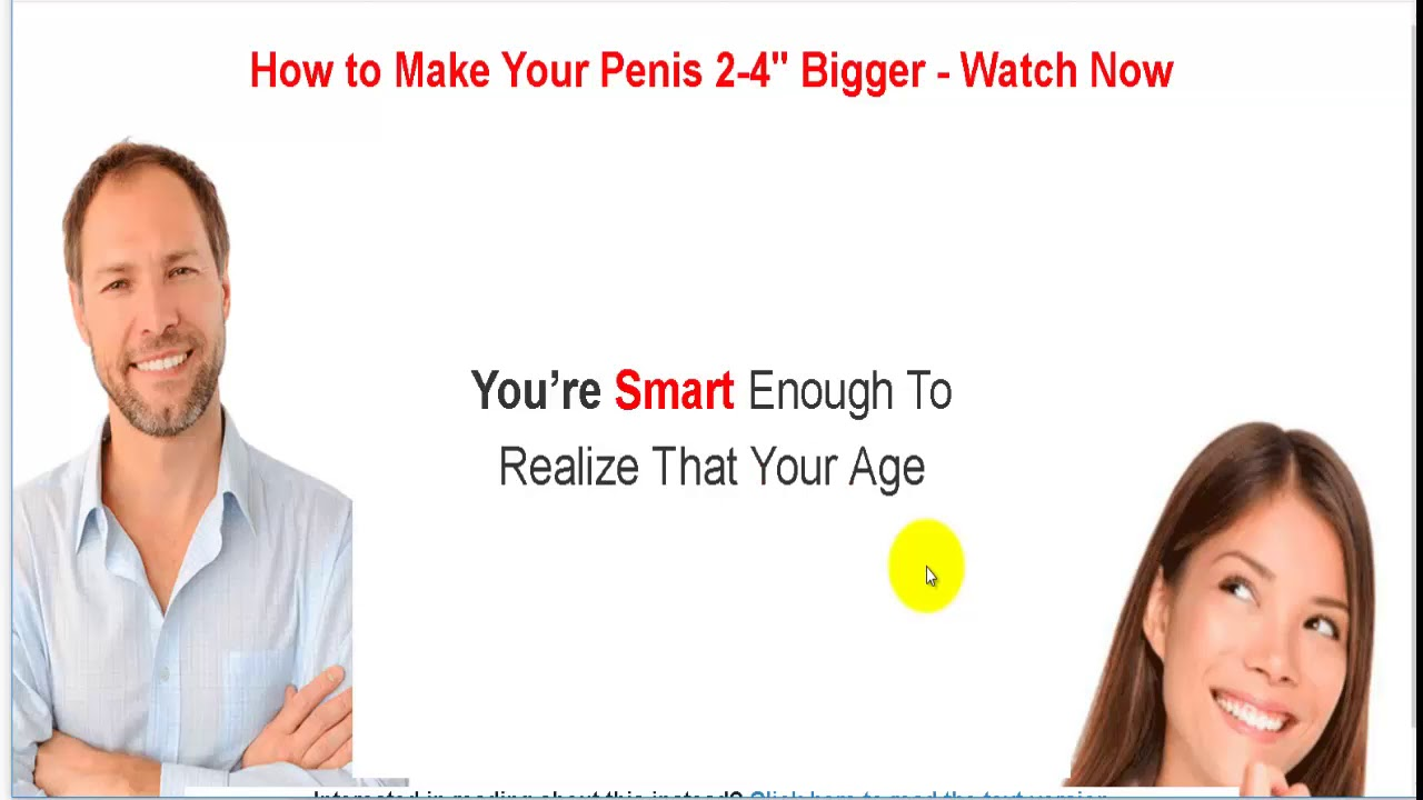 growth Adult penis