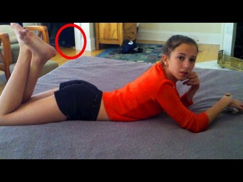 GIRL PULLED OFF BED BY GHOST! - Anna Haunting #13 from YouTube · Duration:  2 minutes 23 seconds