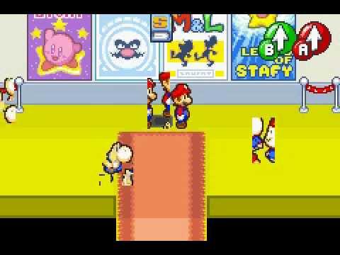 Mario And Luigi Superstar Saga Old Sprite Edit Stuff