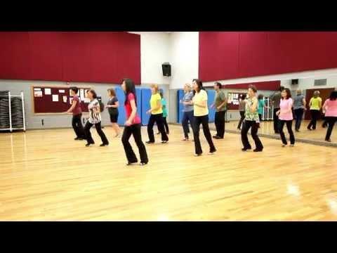 Balla Con La Luna - Line Dance (Dance & Teach in English & 中文)