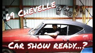 1969 Chevelle Clean Up & Car Show - Vice Grip Garage EP25