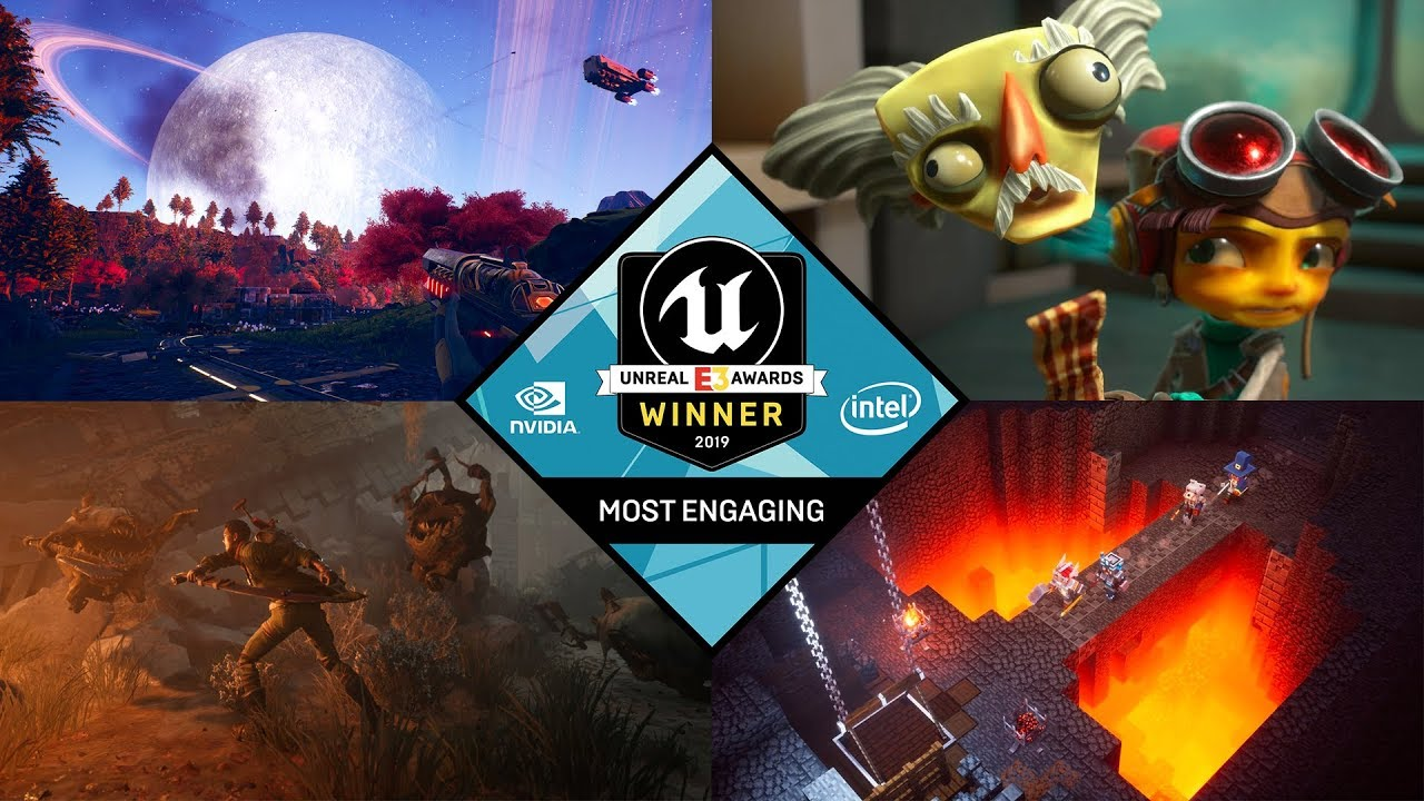 Celebrating Unreal developer success at E3 2019