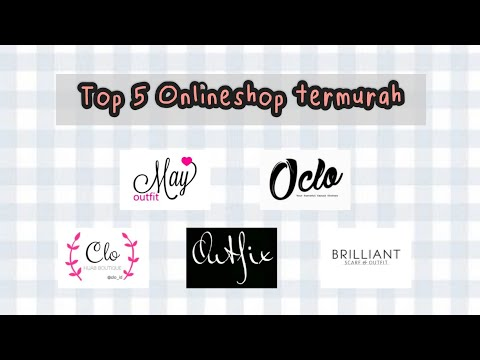 top-5-toko-baju-murah-di-instagram-&-shopee-|-under-100k