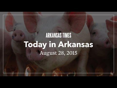 Today in Arkansas: Prison for former treasurer; a retreat on health insurance
