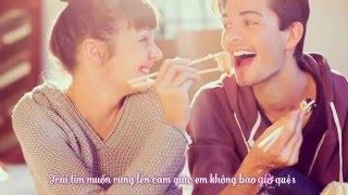 [Lyric Video HD] Vì em nhớ anh - Ngọc Anh