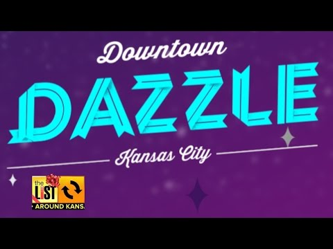 KANSAS CITY: Downtown Dazzles For The Holidays