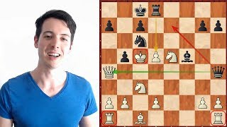 The Most Ridiculous Chess Game You