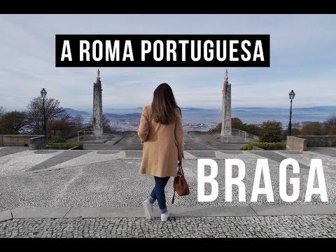 A ROMA PORTUGUESA - Descobrindo Portugal: BRAGA | DUDA NASCIMENTO