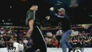 WWE Legends of Wrestlemania: Cut Scene
