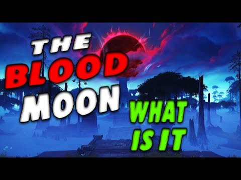 The Blood Moon, a Sign of Bad Tidings in Battle For Azeroth!