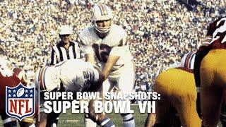 Super Bowl Snapshots: Bob Griese Remembers Super Bowl VII | NFL