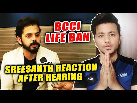 Sreesanth Finally Reacts To BCCI Allegations   Supreme Court Hearing   Life Ban   Spot Fixing