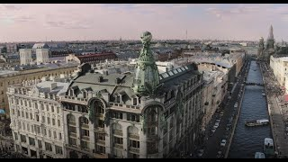 Discover St. Petersburg with Four Seasons Hotel Lion Palace