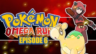 Pokémon Omega Ruby And Alpha Sapphire Delta Episode 8 Mesprit