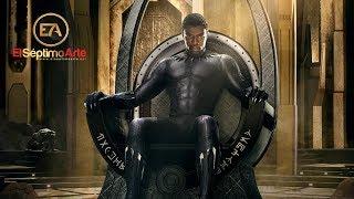 Black Panther - Teaser tráiler en español (HD)