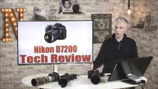 D7200 Technical Review
