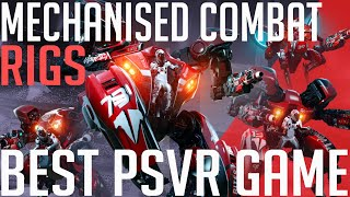 RIGS   This Is The Future Of Sport AND Gaming! High Octane PSVR Mechanized Combat League! [PSVR]