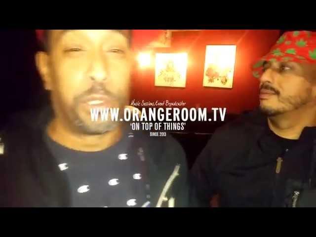 Orange Room Amsterdam w/ The Beatnuts & Jeru The Damaja Live Show at Bitterzoet, Amsterdam
