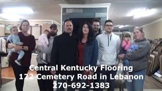 Shop Central Kentucky Flooring This Holiday Season