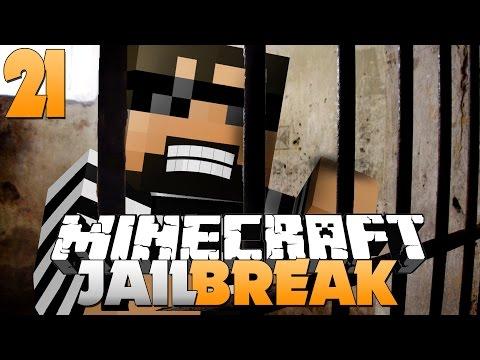 Minecraft SCHOOL JAIL BREAK   $350,000,000,000!! [21]