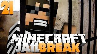 Minecraft SCHOOL JAIL BREAK | $350,000,000,000!! [21]
