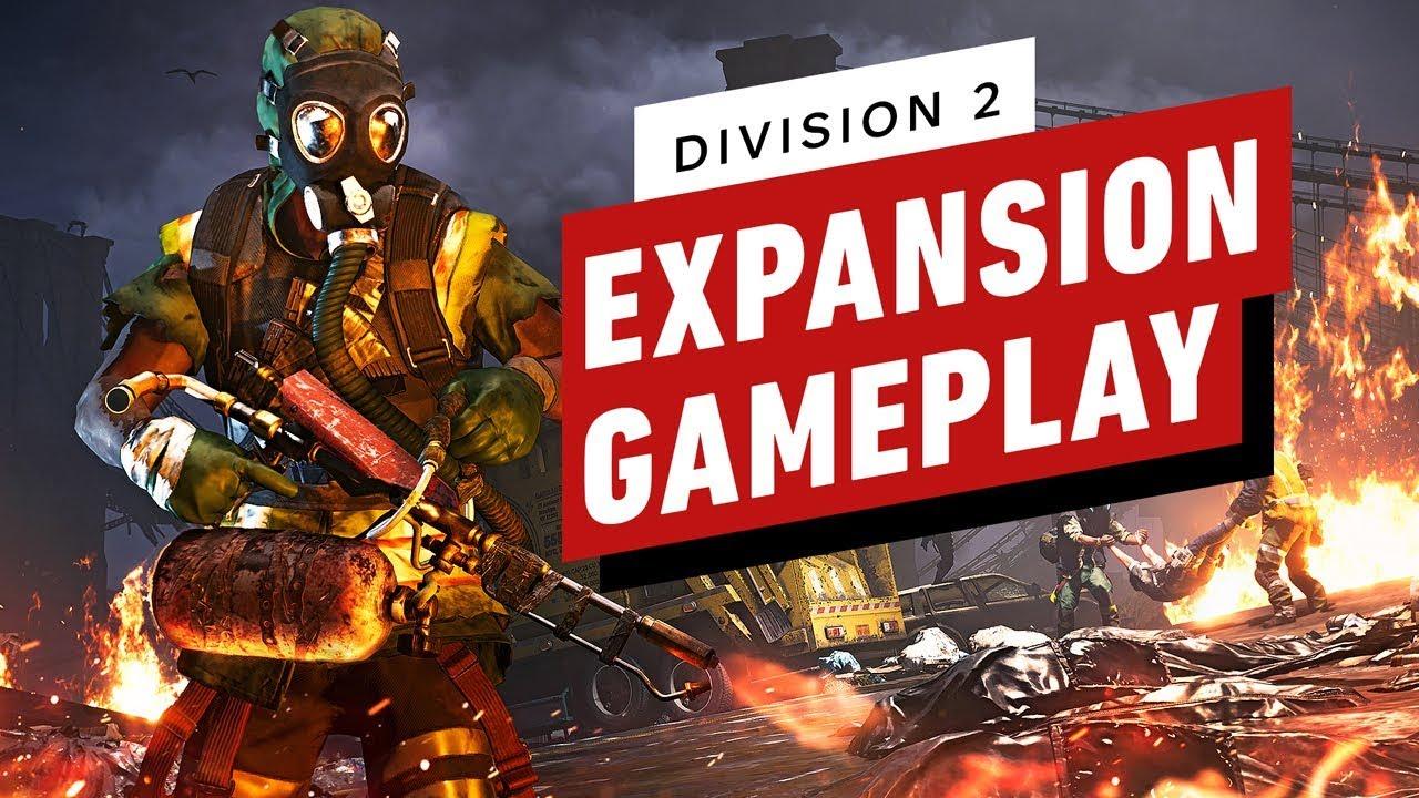 Divisão 2: Senhores da Guerra de Nova York - 17 minutos de nova gameplay de expansão + vídeo