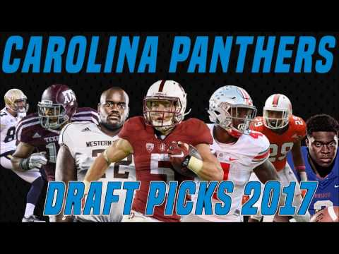 Carolina Panthers 2017 Draft Picks | HIGHLIGHT COMPILATION
