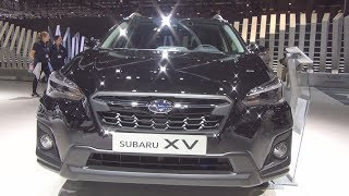 Subaru XV 2.0i AWD Luxury (2018) Exterior and Interior