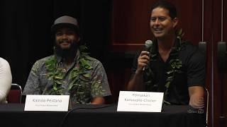 Ola Ka ʻŌlelo: Ka ʻŌlelo me ka Moʻomeheu Hawaiʻi ma ka ʻOihana Maluō  - Māhele 1