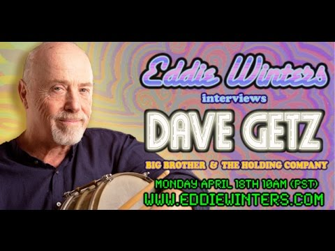 Dave Getz Interview (2016) Janis Joplin: Little Girl Blue, Big Brother & The Holding Company
