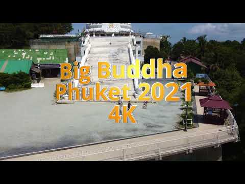 Big Buddha in 4K | Phuket 2021