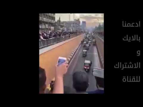 في مظاهرات ساحة التحرير Hussam Alrassam - ABU ALTOKTOK (2019) / حسام الرسام - ابو التكتك
