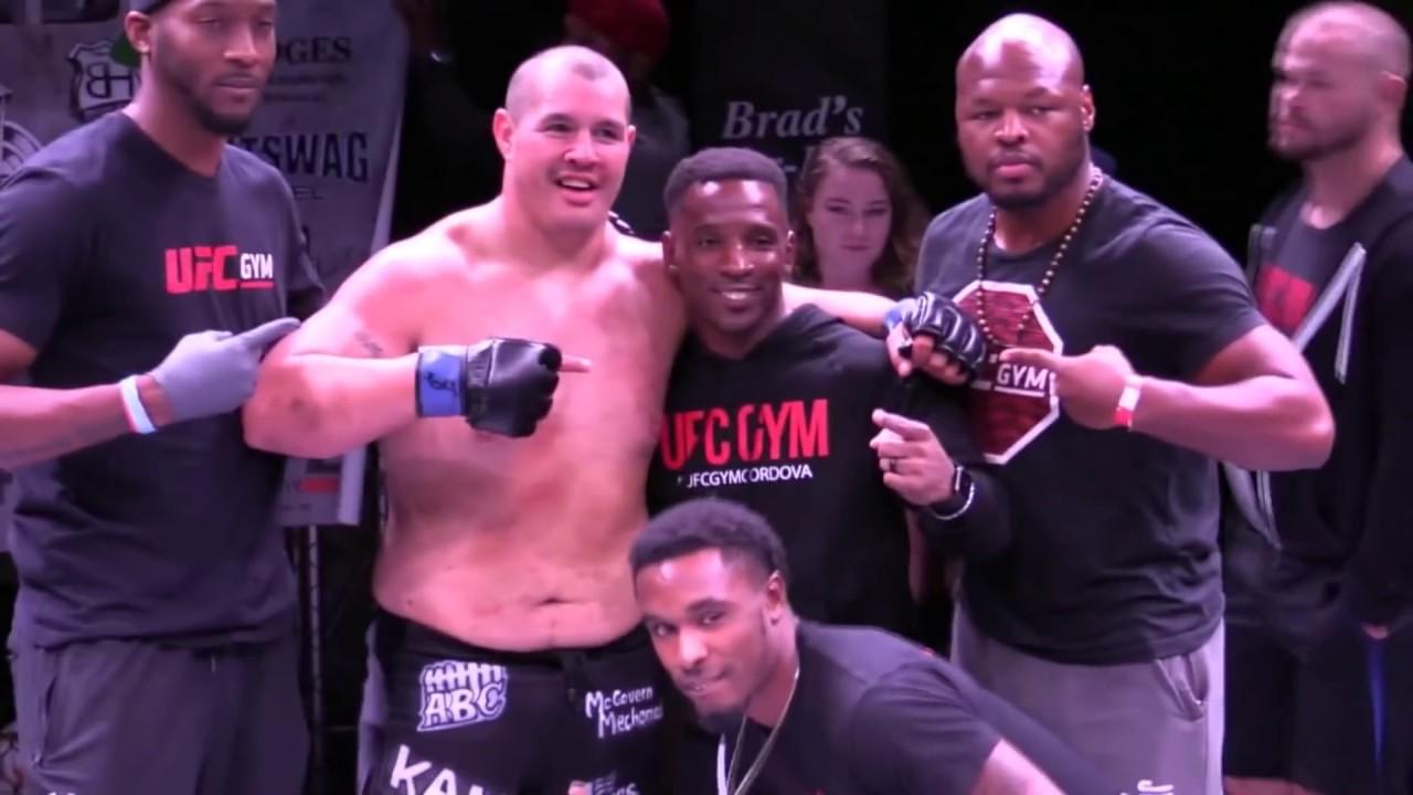 Jeremiah Trundle vs Anthony Daugherty - Attitude MMA Fights XIV