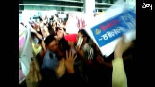 130404 Tan Son Nhat airport - EunHyuk, Kang HoDong