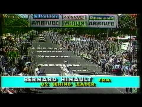 1986 Tour de France Greg Lemond. Phil Anderson, Bernard Hinault, Laurent Fignon, Jim Ochowicz