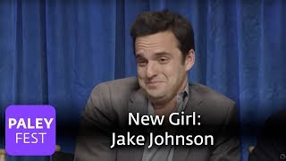 New Girl - Jake Johnson On shooting the Water Massage Scene