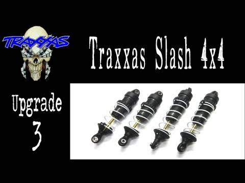 Grim - Traxxas Slash 4x4 - Level 3 Upgrade - GTR Shocks