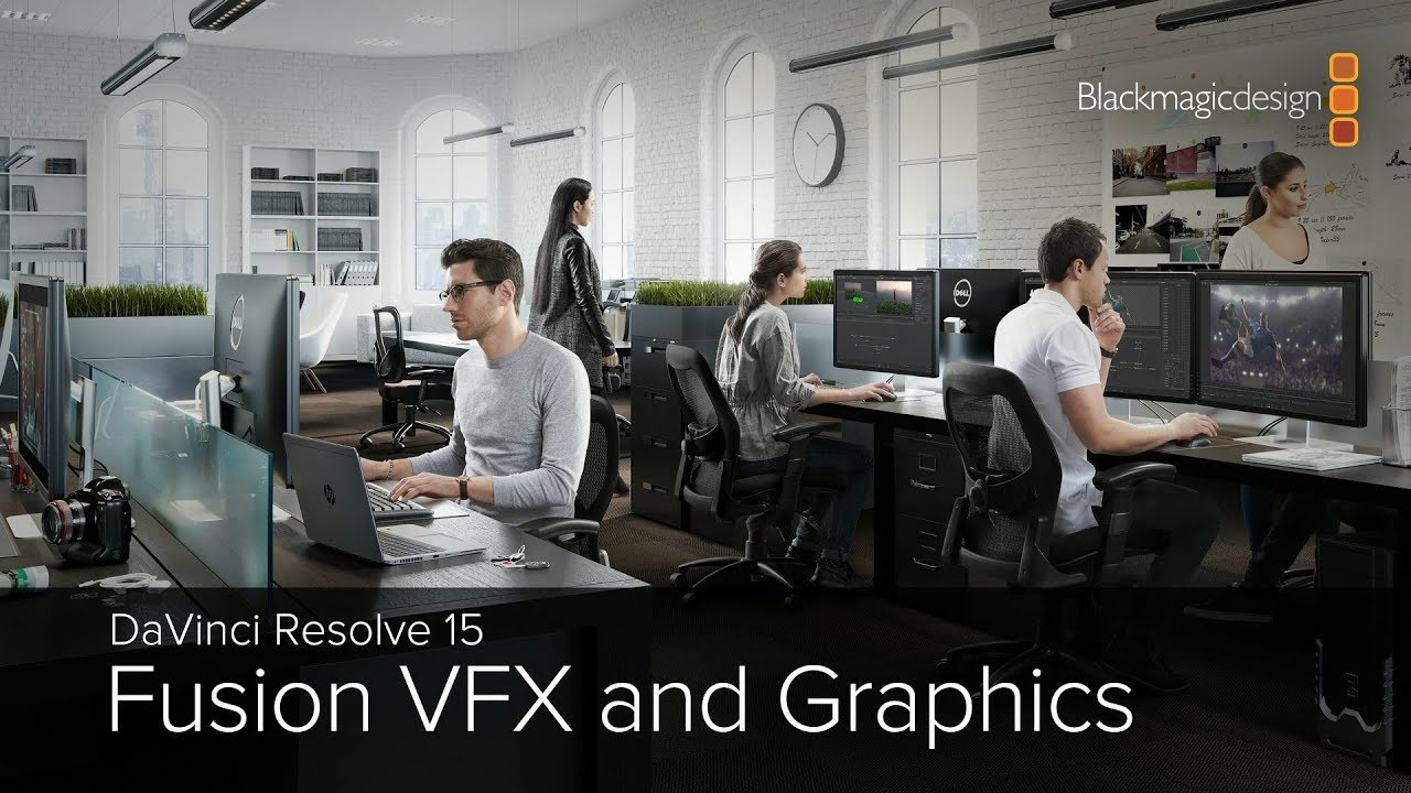 DaVinci Resolve 15 - Fusion VFX and Graphics에 대한 이미지 검색결과