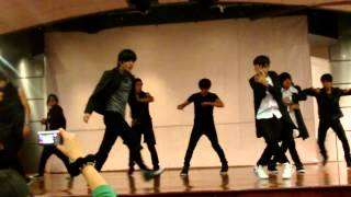【120721】 Blue Nation Cover - Superman + Mr. Simple + Opera