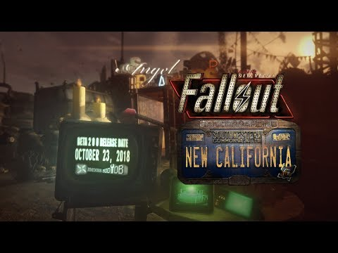 Fallout New California Narrative Trailer - With Release Date
