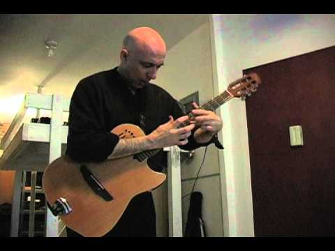Elliott Sharp (Solo Guitar)